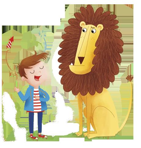 Tre leoni per sette leoni