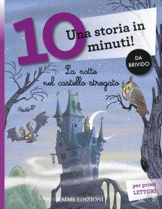La notte nel castello stregato - AA.VV./Turconi | Emme Edizioni | 9788860799876