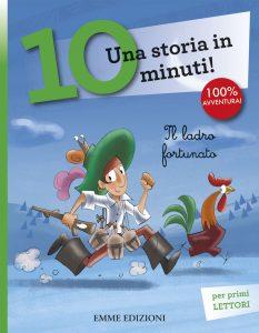 Il ladro fortunato - AA.VV./Frasca | Emme Edizioni | 9788867140695