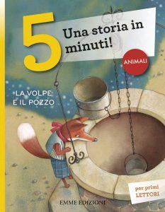 La volpe e il pozzo - AA.VV./Salmaso | Emme Edizioni | 9788867141234