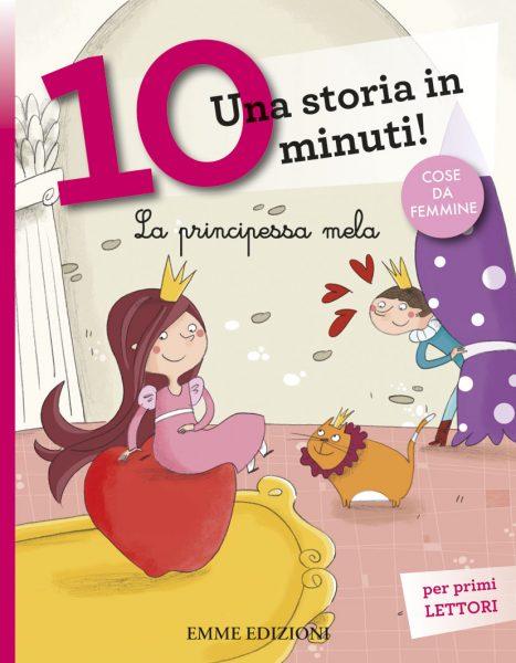 La principessa mela - Lazzarato/Carabelli | Emme Edizioni | 9788867141241