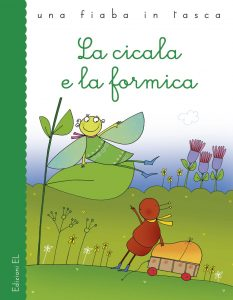 La cicala e la formica - Piumini/Costa | Edizioni EL | 9788847724433