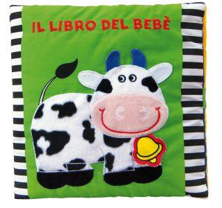 Il libro del bebè (gigante - mucca) | Edizioni EL | 9788847726789