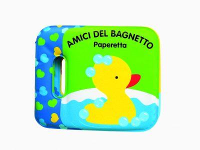 Amici del bagnetto - Paperetta | Edizioni EL | 9788847728493