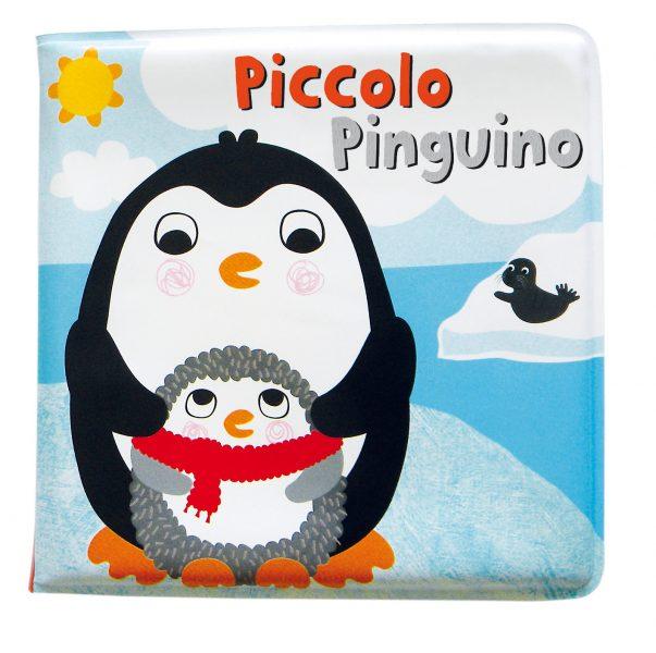 Nel bagnetto - Libro sonoro - Piccolo pinguino   Edizioni EL   9788847728899