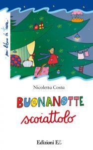 Buonanotte scoiattolo - Costa | Edizioni EL | 9788847729308