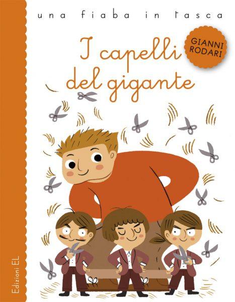 I capelli del gigante - Rodari/Falorsi | Edizioni EL | 9788847729346