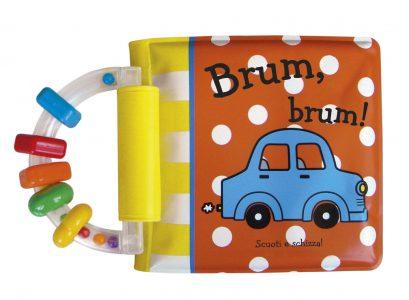 Scuoti e schizza nel bagnetto - Brum Brum!   Edizioni EL   9788847729490