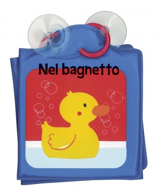 Libro bagno a fisarmonica - Nel bagnetto | Edizioni EL | 9788847729704