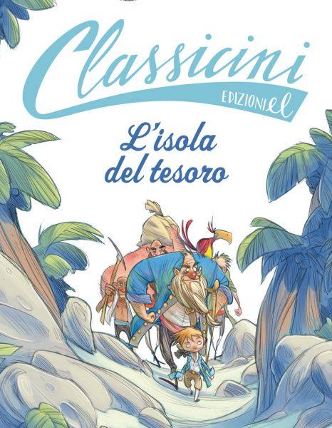 L'isola del tesoro - Baccalario/Piana | Edizioni EL | 9788847729834