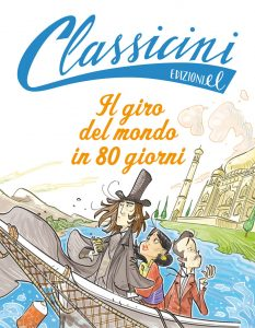 Il giro del mondo in 80 giorni - Piumini/Bigarella | Edizioni EL | 9788847729858