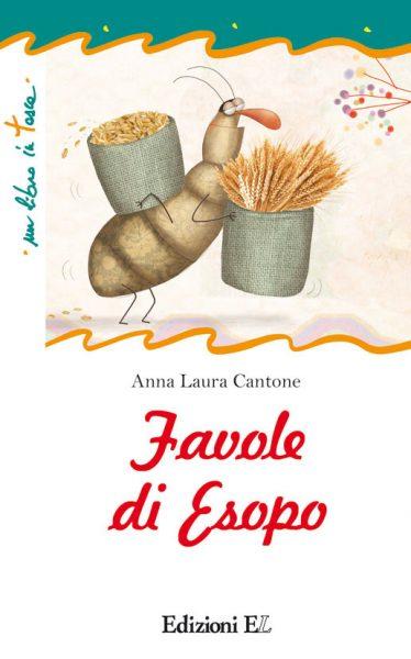 Favole di Esopo - AA.VV./Cantone | Edizioni EL | 9788847730151