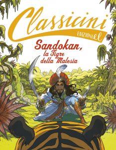 Sandokan, la Tigre della Malesia - Sgardoli/Moretti | Edizioni EL | 9788847730243