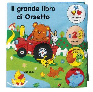 Il grande libro di Orsetto | Edizioni EL | 9788847730625