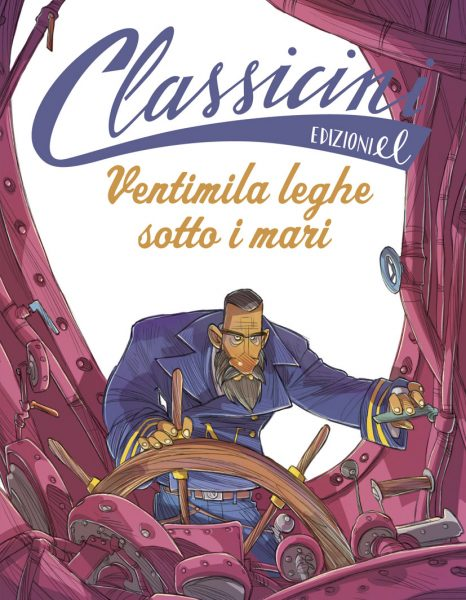 Ventimila leghe sotto i mari - Morosinotto/Piana | Edizioni EL | 9788847730786