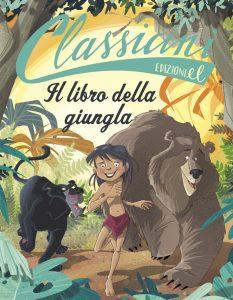 Il libro della giungla - Baccalario/Fiorin | Edizioni EL | 9788847731578