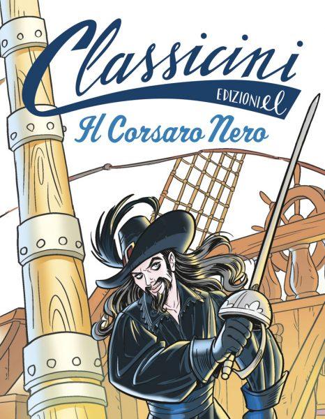 Il Corsaro Nero - Morosinotto/Martusciello e Pizzetti | Edizioni EL | 9788847731615