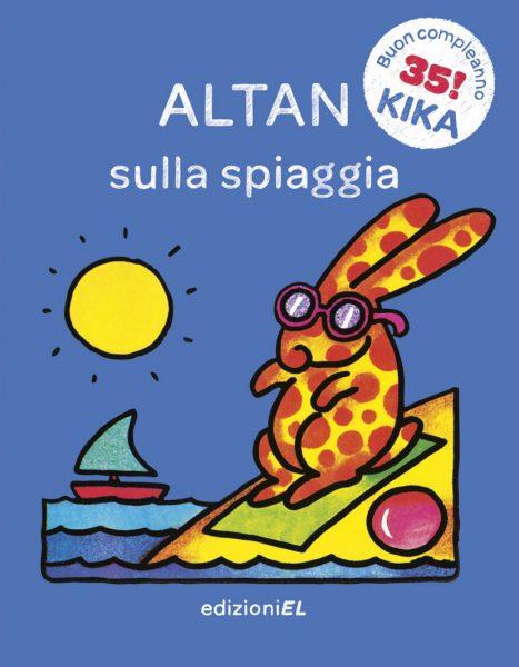Sulla spiaggia - Altan | Edizioni EL | 9788847731868