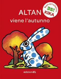 Viene l'autunno - Altan | Edizioni EL | 9788847731875