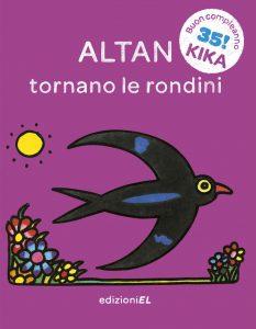 Tornano le rondini - Altan | Edizioni EL | 9788847731899