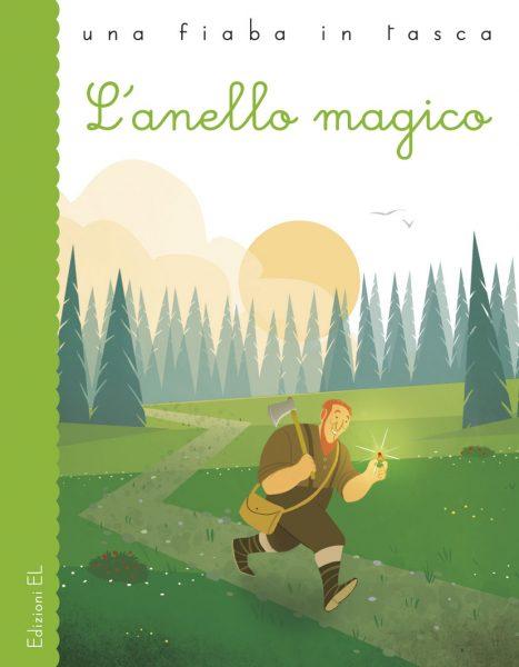 L'anello magico - Bordiglioni/Feltrin | Edizioni EL | 9788847732131