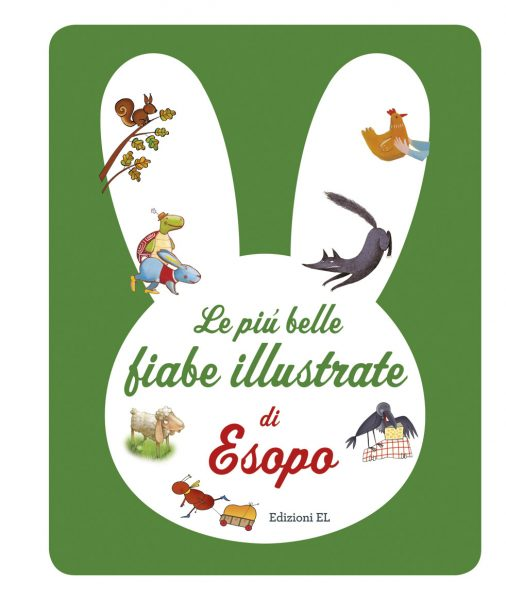 Le più belle fiabe illustrate di Esopo - Piumini-Bordiglioni | Edizioni EL | 9788847732186
