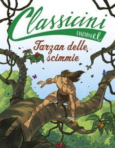 Tarzan delle scimmie - Percivale/Fornaciari | Edizioni EL | 9788847732360