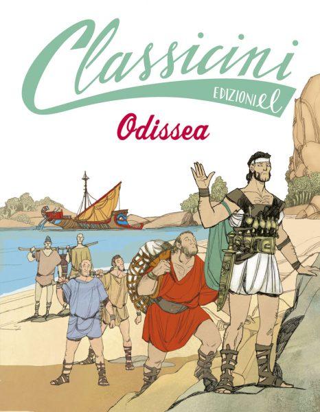 Odissea - Baccalario/Visintin | Edizioni EL | 9788847732384