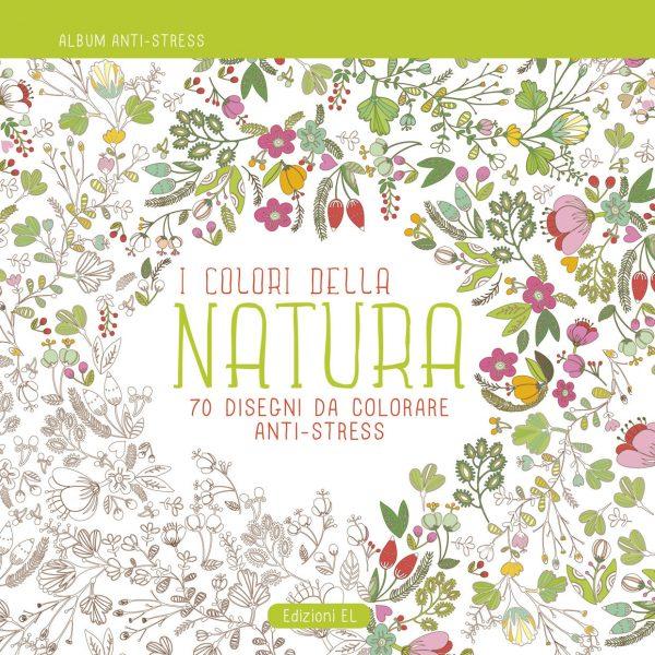 Album anti-stress - I colori della natura | Edizioni EL | 9788847732575