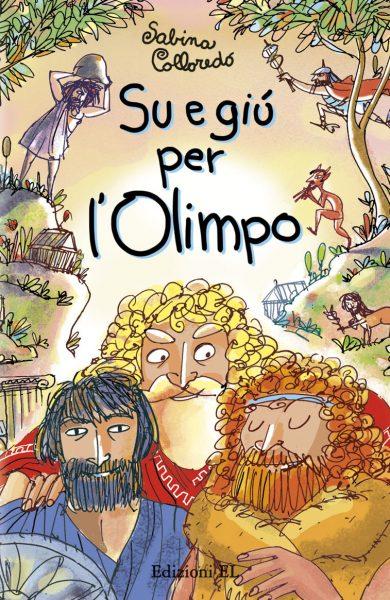 Su e giù per l'Olimpo - Colloredo/Ferrari (nuova edizione) | Edizioni EL | 9788847732957