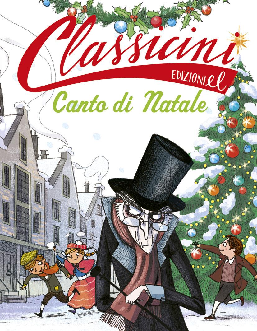 Canto Di Natale Immagini.Canto Di Natale