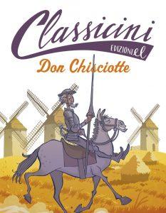 Don Chisciotte - Baccalario/Ferrario | Edizioni EL | 9788847733497