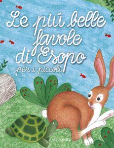 Le più belle favole di Esopo per i piccoli - Piumini | Edizioni EL | 9788847733640