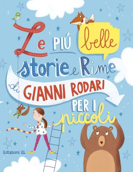 Le più belle storie e rime di Gianni Rodari per i piccoli | Edizioni EL | 9788847733831