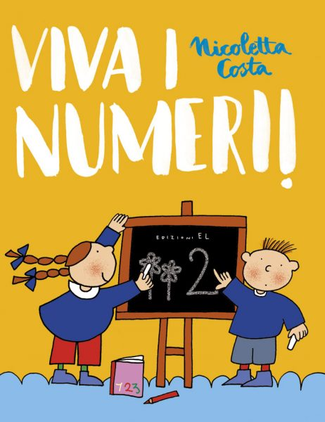 Viva i numeri! - Costa   Edizioni EL   9788847733909