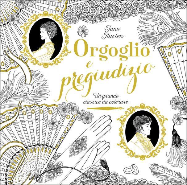 Orgoglio e pregiudizio - Un grande classico da colorare | Edizioni EL | 9788847734135