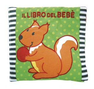 Il libro del bebè - Scoiattolo | Edizioni EL | 9788847734142