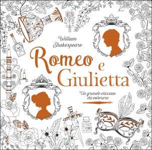 Romeo e Giulietta - Un grande classico da colorare | Edizioni EL | 9788847734166