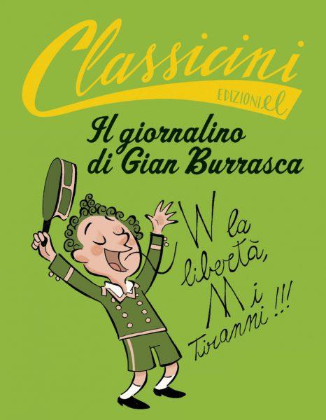 Il giornalino di Gian Burrasca - Roncaglia/Ferrario | Edizioni EL | 9788847734227