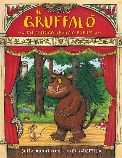 Il Gruffalò Un magico teatro pop-up - Donaldson/Scheffler | Emme Edizioni | 9788860793935