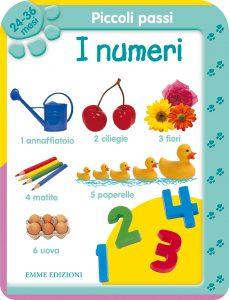 Piccoli passi - I numeri 24-36 mesi | Emme Edizioni | 9788860796547