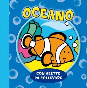 Oceano con alette da sollevare | Emme Edizioni | 9788860796677
