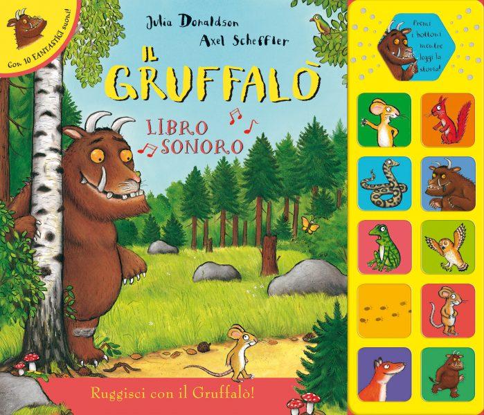 Il Gruffalò - libro sonoro | Emme Edizioni | 9788860797582