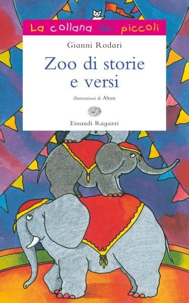 Zoo di storie e versi - Rodari/Altan | Einaudi Ragazzi | 9788866560166