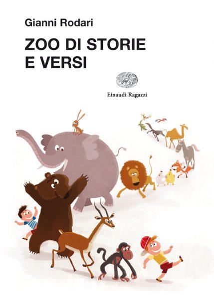 Zoo di storie e versi - Rodari/Castellani | Einaudi Ragazzi | 9788866560579