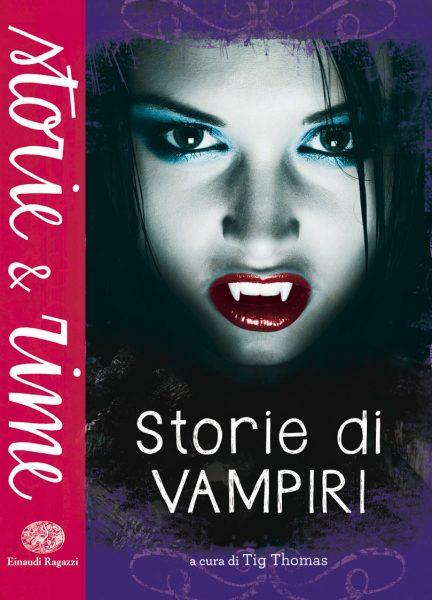 Storie di vampiri - AA.VV. | Einaudi Ragazzi | 9788866561163
