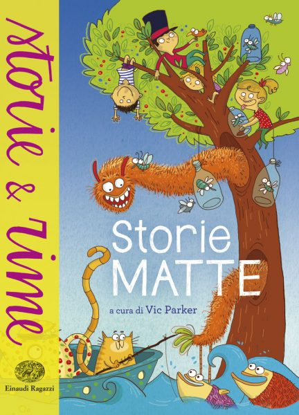 Storie matte | Einaudi Ragazzi | 9788866561569