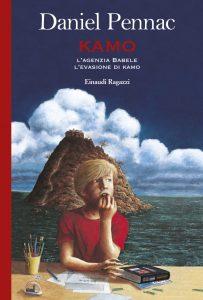 Kamo - L'agenzia Babele. L'evasione di Kamo - Pennac/Chabot | Einaudi Ragazzi | 9788866561606