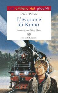 L'evasione di Kamo - Pennac/Chabot | Einaudi Ragazzi | 9788866561682