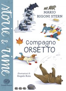 Compagno orsetto - Rigoni Stern/Ruta | Einaudi Ragazzi | 9788866562191